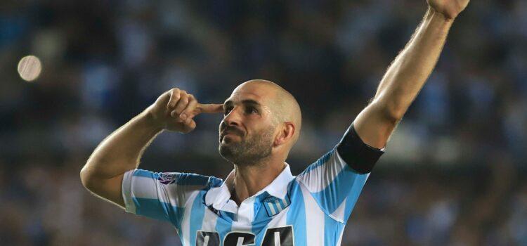 Lisandro López, Racing, Entrenamientos, Academia, Beccacece, Copa Libertadores, Cilindro de Avellaneda
