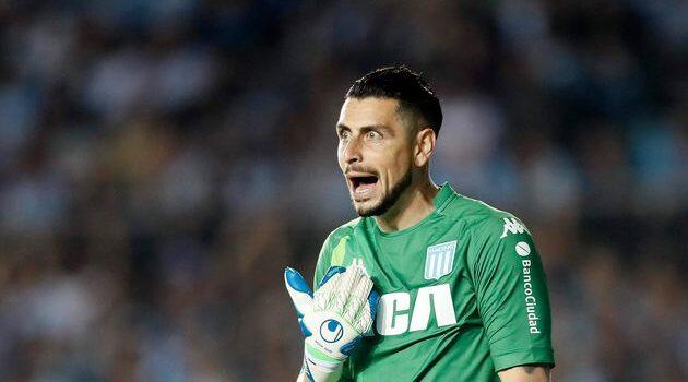 Gabriel Arias, Racing, Academia, Entrenamientos, Copa Libertadores, Matías Ibáñez
