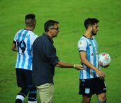 Racing Club, Academia, Copa Liga Profesional, Copa Libertadores, Copa Argentina, Juan Antonio Pizzi